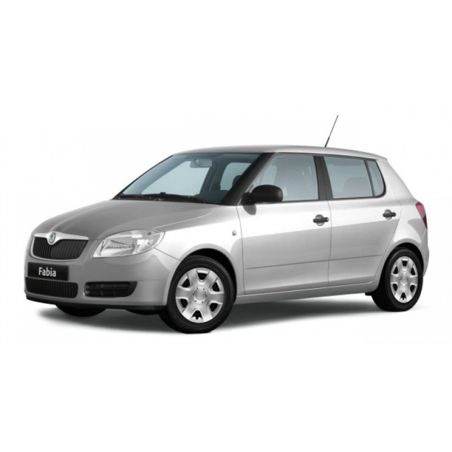 skoda fabia 1 2 rentcitycar. Black Bedroom Furniture Sets. Home Design Ideas
