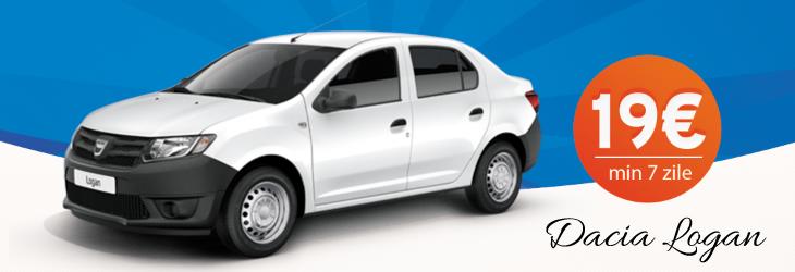 Dacia Logan Oferta 19E