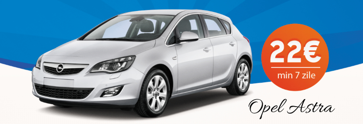 Opel Astra Oferta 22E